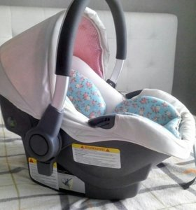 Автокресло happy baby с рождения