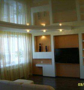 Ремонт квартир, котеджей, офисов. Натяжные потолки