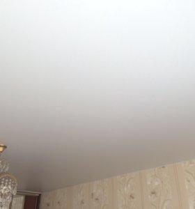 Натяжные потолки, качественно и долговечно .