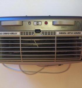 Воздухоочиститель/ионизатор