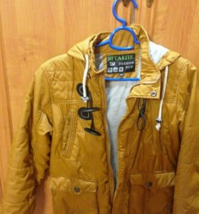 Куртка-парка 42 размер