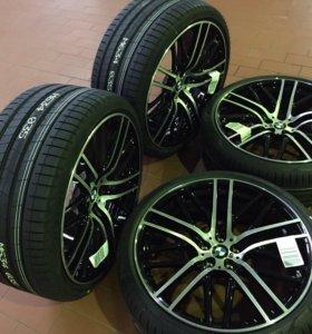 G11,G12 колеса BMW