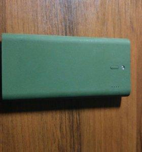 Внешний аккумулятор power bank 11000 mAh