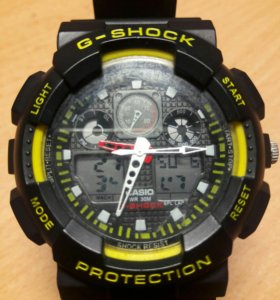 Реплика G-shock ga-100