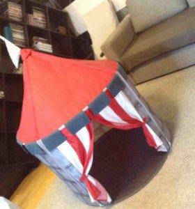 Палатка домик