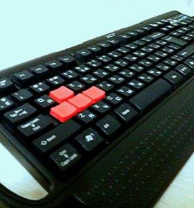 Механическая игровая клавиатура A4 TECH X7 G700