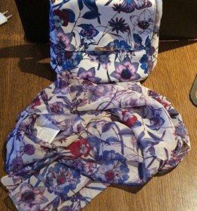 Продам шарфик и сумку