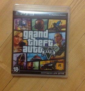 GTA 5 на ps3 лицензионная версия