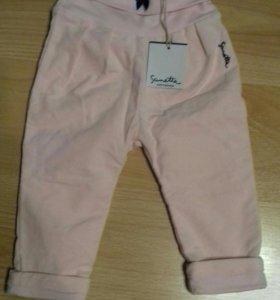 Новые брюки Sanetta
