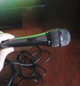 Бесплатно, микрофон