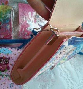Яркие сумочки Холодное сеодце,Совята,Китти!