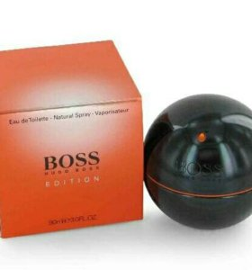 Boss in Motion Edition Black