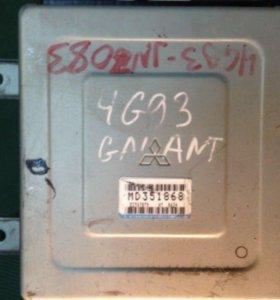 4g93 блок управления двигателя galant ea1a