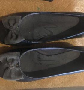 Туфли натур. кожа 40 размер