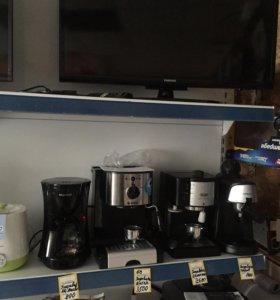 Кофеварки планшеты телефоны телевизор и тд