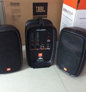 🎼 Активная акустическая система JBL Eon 206P