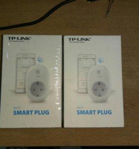 Новые умные розетки TP-Link HS100 Wifi