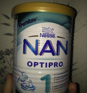 смесь NAN 1 optipro 400 гр