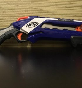 Nerf elite roughcut 2x4