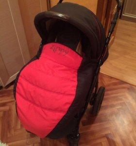 Tutis zippy коляска 2 в 1