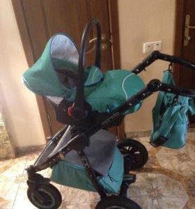 Детская коляска Expander Mondo 3 в 1