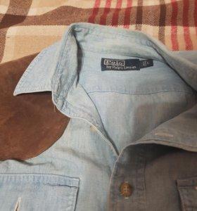 Ralph lauren оригинал рубашка