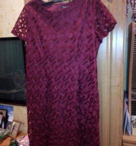 Нарядное платье 50-52