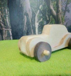 Деревянные игрушки на заказ