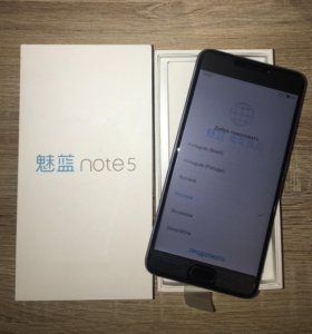 Meizu m5 note 32 gb