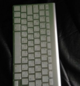 Клавиатура Apple Wireless Keyboard MC184RS/A