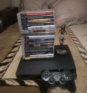 Sony Playstation 3 slim и прочее ps3