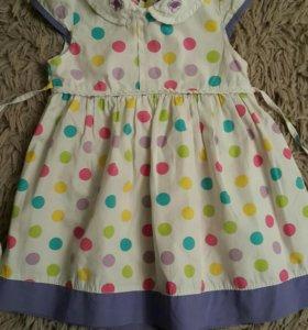 Платье на 2-3года.