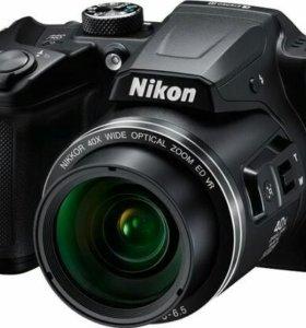 НОВЫЙ!!! Цифровой фотоаппарат NIKON COOLPIX B500