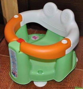 Стульчик/кресло для купания веселый краб