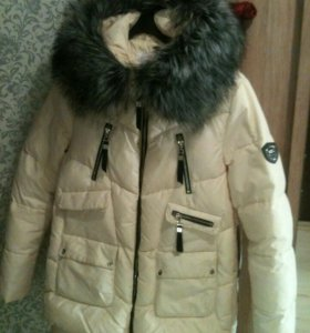 Зимняя куртка, 44-46р.