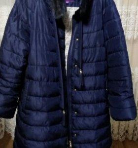 Куртка 50-52 зима