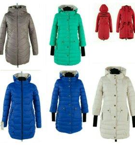 новая Куртка плащ пальто демисезон
