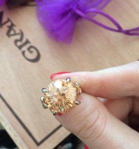 Перстень бижутерия