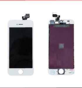 Модули Iphone 6 черный белый