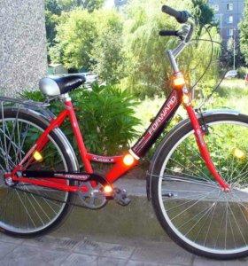 Женский велосипед. Дорожный круизёр.