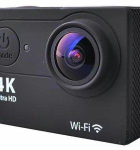 Спорт камера с 4К записью