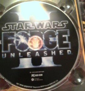 Star wars the forse unleashed