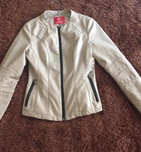 Кожаная куртка LANOU