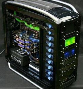 Сбор компьютера под заказ.89527179810