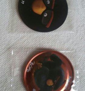 Фишки Chipicso angry birds 72, 77 и 82