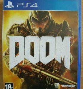 Doom OAK еdition PS4