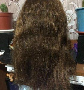 Голова-манекен для причёсок