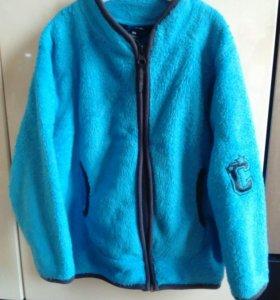 Флисовая куртка р.104