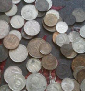 Монеты СССР продажа