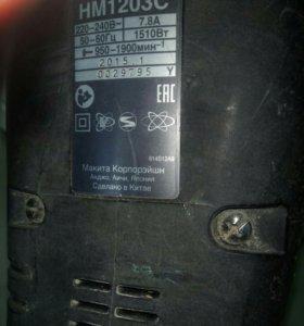 Отбойный молоток Makita Hm 1203